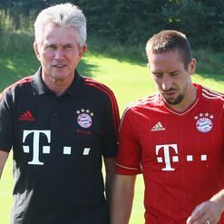 Heynckes & Ribery: Perfect match