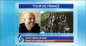 Brailsford full of pride