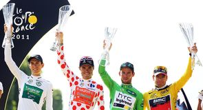 A spectacular edition of the Tour ended with four worthy winners on the Champs-Elysees