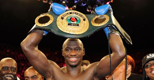Antonio Tarver: Drew with Kayode