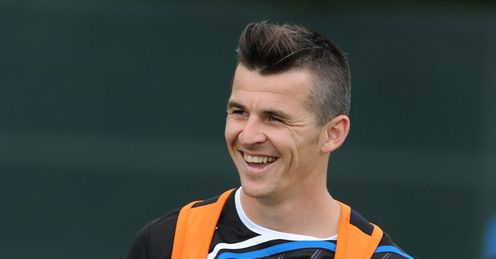 Barton: will he be smiling on debut?