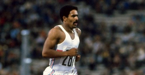 Daley Thompson Moscow 1980