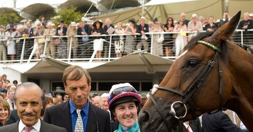 Frankel: Best horse on the planet?