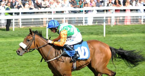 Ladys First: Alex's tip for the Atalanta Stakes at Sandown