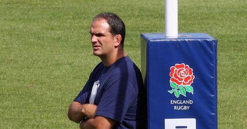 Martin Johnson: must concentrate on England&#39;s strengths