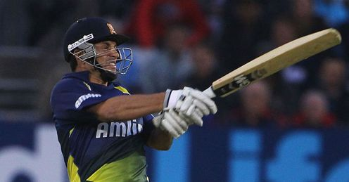 Ryan ten Doeschate Essex