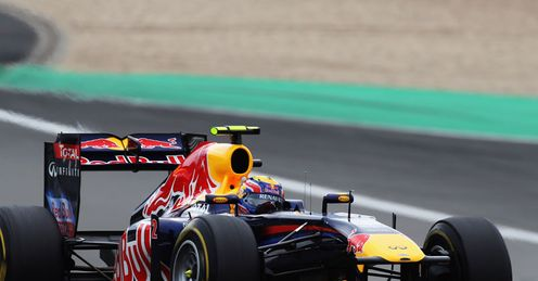 Webber: is Tony Jardine's pick to take the spoils at the Hungaroring