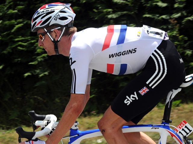 Wiggins: Leads Team Sky in season's final Grand Tour
