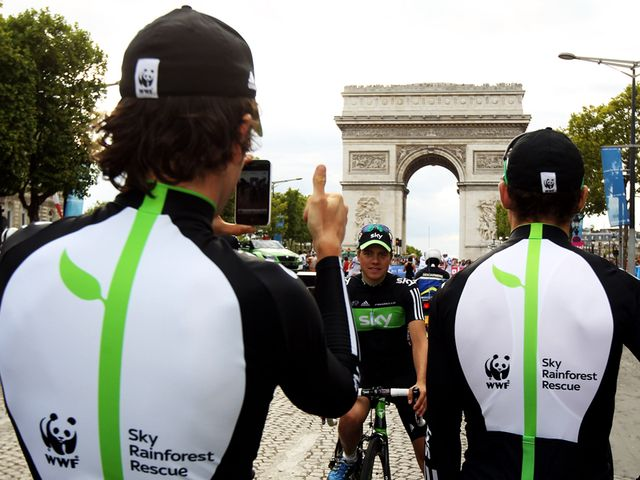 Reaching Paris is an achievement for every rider. We take a look at the highs and lows of this year's race