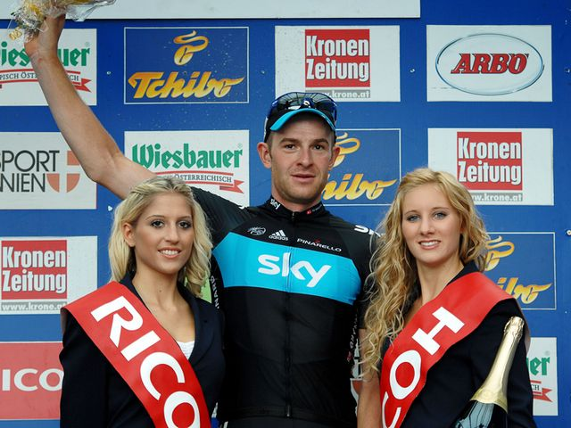Stannard: First stage victory as a professional