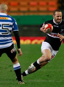 Frederic Michalak sharks WP currie cup 2011