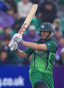 Ireland bounce back in Dubai