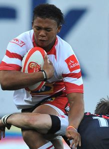 elton jantjies lions v sharks CC 2011