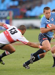 stefan watermeyer blue bulls v lions 2011