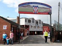 Bootham Crescent