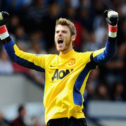 De Gea: Believes he is the main man