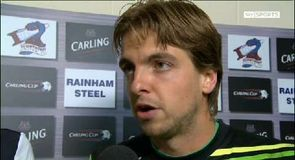 Krul on form in Carling Cup