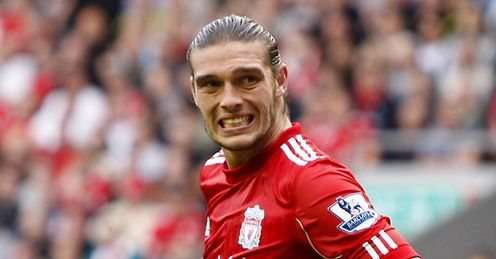 Carroll: can Liverpool give him the service?