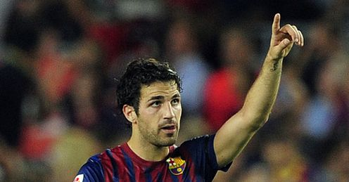 Fabregas: Guardiola trying to fit him into the team