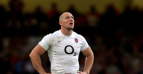 Tindall: out of the England jersey and into the Baa-Baas one
