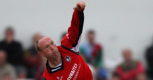Gary Keedy Lancashire v Northamptonshire Wantage Road Friends Life t20 Jul 2011