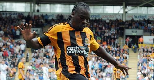 Aaron McLean: Hoping to help fire Hull City back into the big time