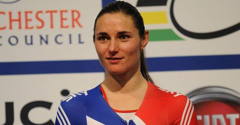 Sarah Storey: (Photo: British Cycling)