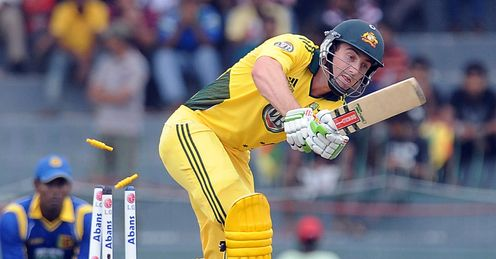 shaun marsh australia sri lanka fifth odi colombo