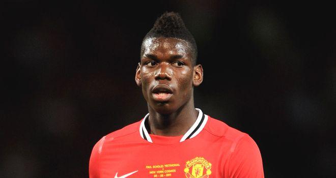 Sky Sports: Погба остается в «Юнайтед»