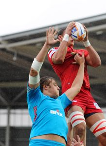 Aironi v Scarlets