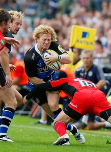Bath v Saracens Tom Biggs