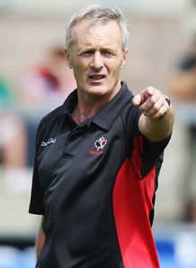 Kieran Crowley Canada coach