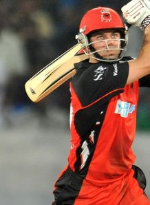 Ferguson floors Knight Riders