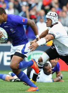 Fiji v Samoa - Sailosi Tagicakibau