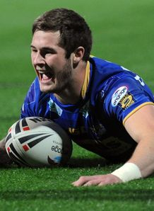 Picture of Zak Hardaker