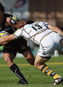 Ignacio Mieres Exeter v Wasps 2011