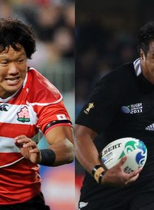 Japan v New Zealand prev