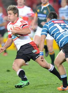 Michael Killian Lions griquas 2011 CC