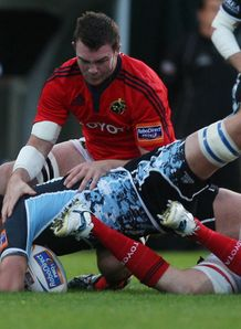 Munster v Glasgow firhill 20111