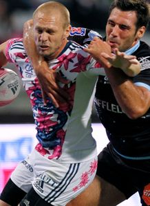 Paul Warwick Stade Francais Bayonne