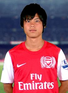 Picture of Ryo Miyaichi
