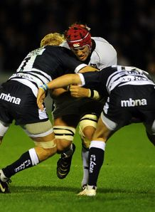 Sale Sharks v Northampton Saints 2011
