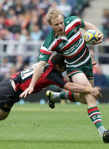 Scott Hamilton leicester sarries