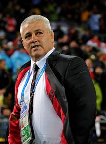 Warren Gatland SA