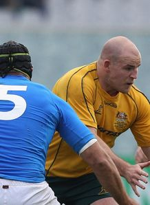 Stephen Moore australia v italy 2010