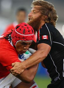 tonga v canada