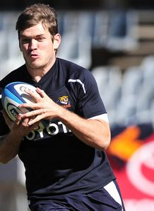 corne uys cheetahs training 2011