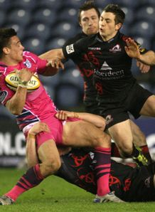 czekaj and laidlaw cardiff v edinburgh 2011