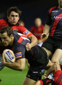 edinburgh v Munster pro12 2011