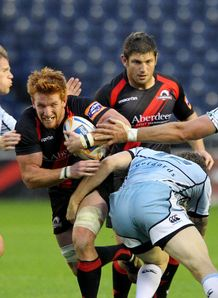 Roddy Grant edinburgh v cardiff